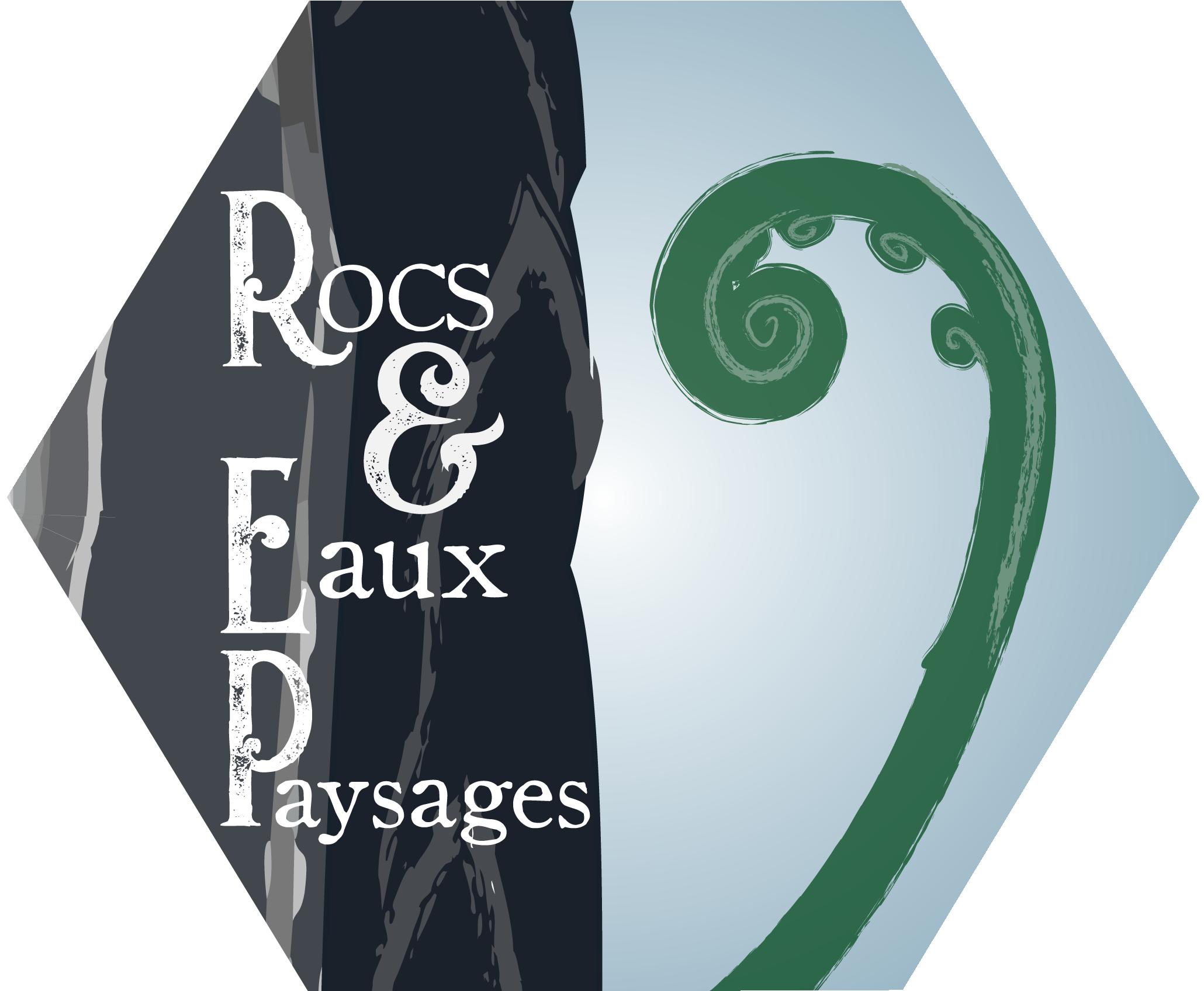 Logo Rocs et Eaux Paysages